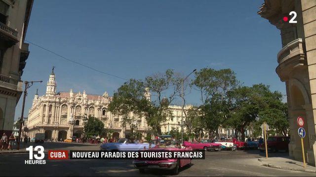 Cuba : nouveau paradis des touristes français