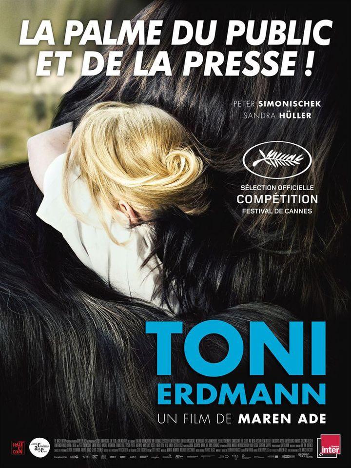 """""""Toni Erdman"""" : l'affiche française  (Haut et Court )"""
