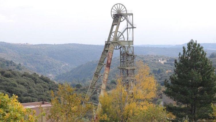 L'ancienne mine d'or de Salsigne (Aude) (©Raoul RIVES sur Wikipedia)