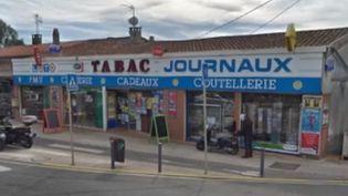 Une opération de police était en cours mardi 7 mai à Blagnac (Haute-Garonne), où un homme a pris en otage quatre femmes dans un bar-tabac de Blagnac (Haute-Garonne). L'une d'entre elles aurait été libérée. (FRANCE 2)