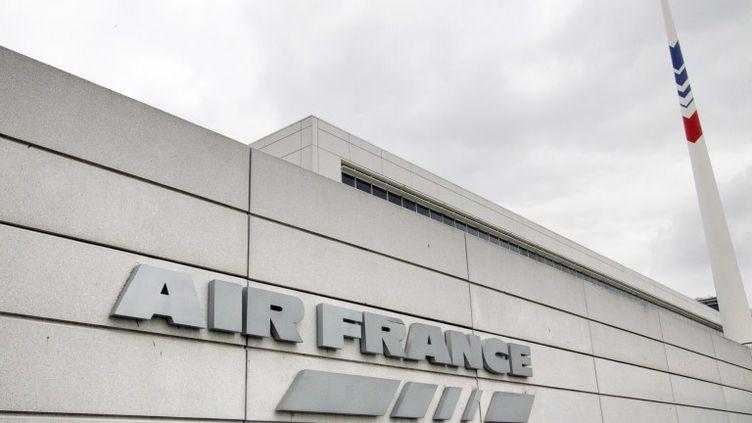 A l'aéroport de Roissy, le 1er juin 2012. (JOEL SAGET / AFP)
