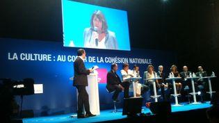 La convention de l'UMP pour la culture (DR)
