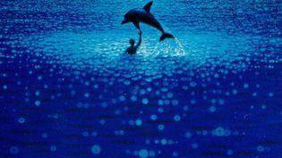 """""""Le Grand Bleu"""" (-)"""