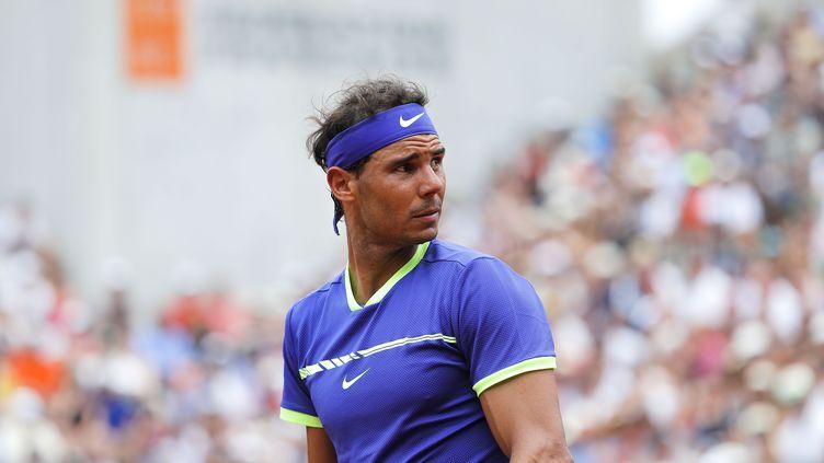 Le joueur espagnol Rafael Nadal (STEPHANE ALLAMAN / STEPHANE ALLAMAN)