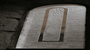 Les vitraux sobres de l'abbaye de Sylvanès  (Abbaye de Sylvanès)