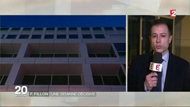 François Fillon : une semaine décisive