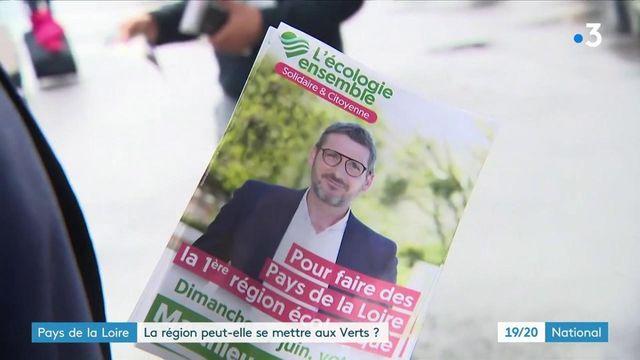 Élections régionales : la fusion des listes de gauche derrière Matthieu Orphelin peut-elle battre Christelle Morançais dans les Pays de la Loire ?