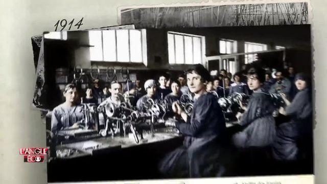 VIDEO. Une brève histoire de l'arrivée des femmes dans le monde du travail