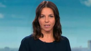 Sophie Le Saint. (FRANCE 2)