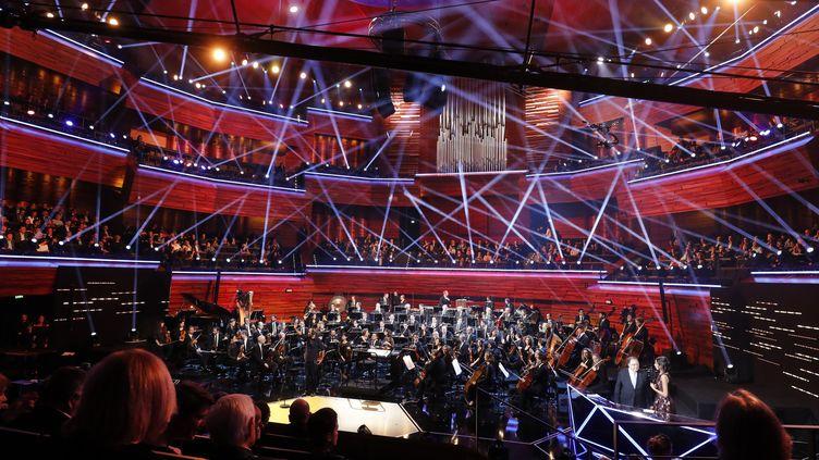 Une des récentes soirées des Victoires de la musique classique.  ( FRANCOIS GUILLOT / AFP)
