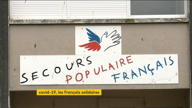 Coronavirus : ces Français qui font preuve d'entraide et de solidarité