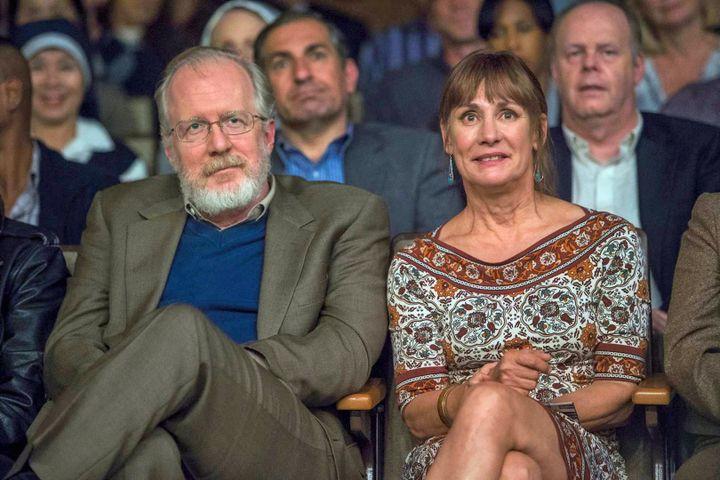 "Tracy Letts et Laurie Metcalf dans ""Lady Bird"" de Greta Gerwig  (Universal Pictures International France)"