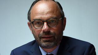 Le Premier ministre Edouard Philippe, le 2 mai 2018. (GUILLAUME SOUVANT / AFP)