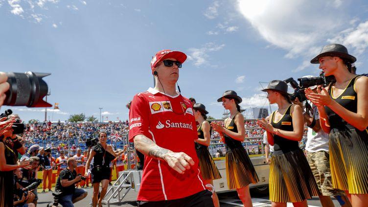 Kimi Räikkönen et Ferrari, une histoire qui dure (HOCH ZWEI / HOCH ZWEI)