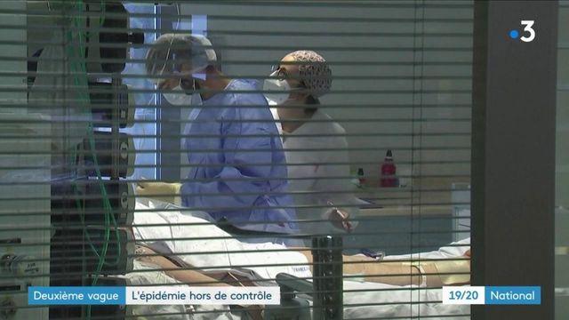 Coronavirus : les hôpitaux débordés