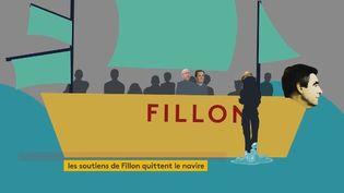 Le capitaine Fillon est confronté à une vague de départs au sein de son équipage. (FRANCEINFO)