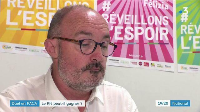 Élections régionales : Jean-Laurent Félizia retire sa liste en PACA