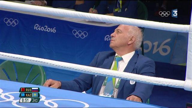JO 2016 : finale de boxe contestée