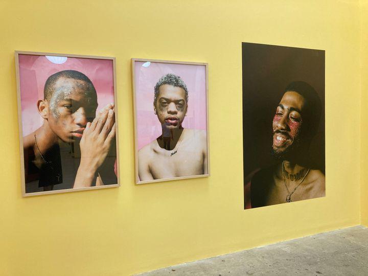 """Quil Lemons,""""The New Black Vanguard"""",Rencontres de la photographie, Arles, 19 juillet 2021 (Laurence Houot / FRANCEINFO CULTURE)"""