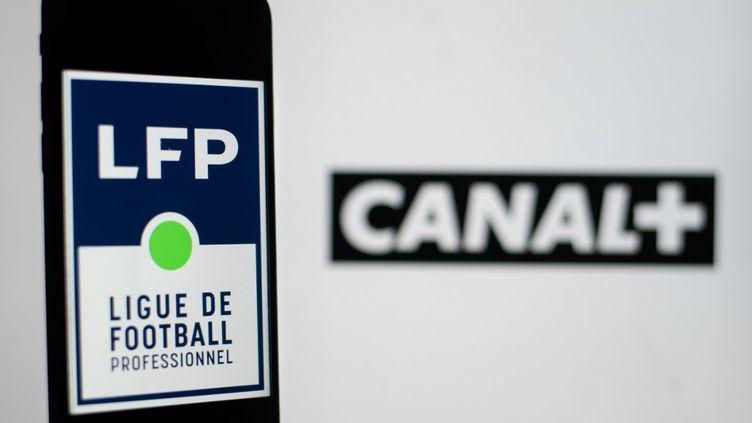Mardi 12 janvier, Canal+ a mis un coup de pression à la Ligue de Football Professionnel en annonçant remettre ses droits TV en jeu (ROMAIN LONGIERAS / HANS LUCAS)