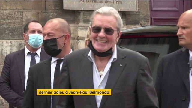 Jean-Paul Belmondo : une dernière cérémonie d'hommage après la disparition de l'acteur