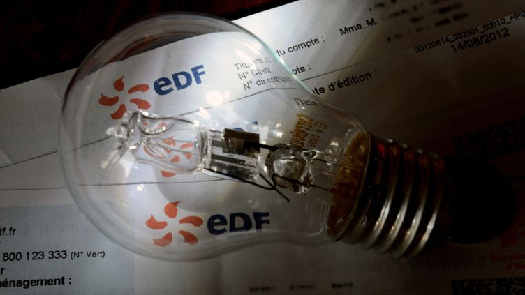 Les tarifs d'EDF vont augmenter de 5% dès jeudi 1er août 2013. (DENIS CHARLET / AFP)
