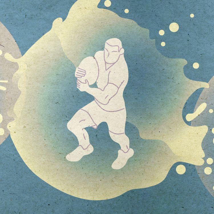 Dans le sport, une bulle sanitaire consiste à mettre sous cloche des joueurs pendant un temps donné, pour qu'ils puissent jouer des matchs en croisant le minimum de gens. (JESSICA KOMGUEN / FRANCEINFO)