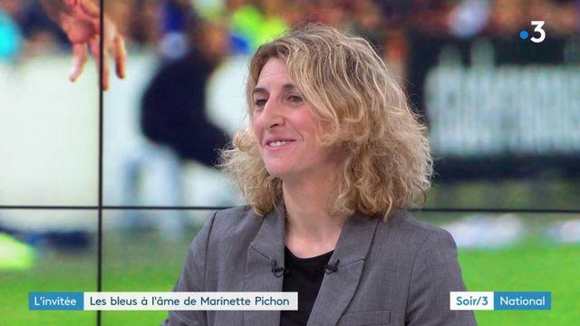 """Marinette Pichon : """"Le football m'a sauvé la vie"""""""