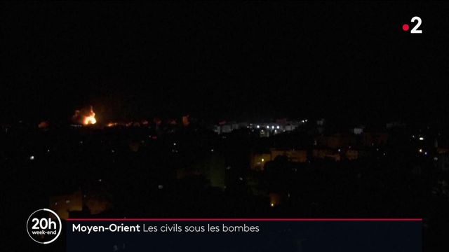 Israël-Palestine : de nouvelles victimes civiles, réaction timide de la Maison-Blanche