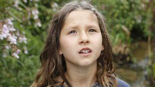 Lise Leplat-Prudhomme Jeannette à 8 ans.  (Roger Arpajou / TAOS Films)