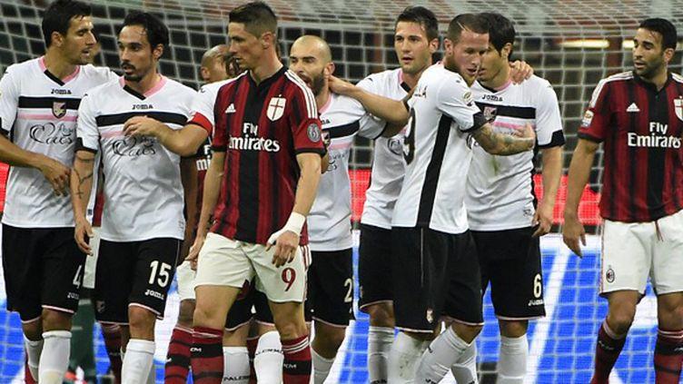 Les Milanais Torres et Rami déçus