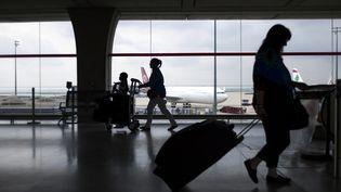 Aéroport deRoissy Charles de Gaulle en 2013 (FRED DUFOUR / AFP)