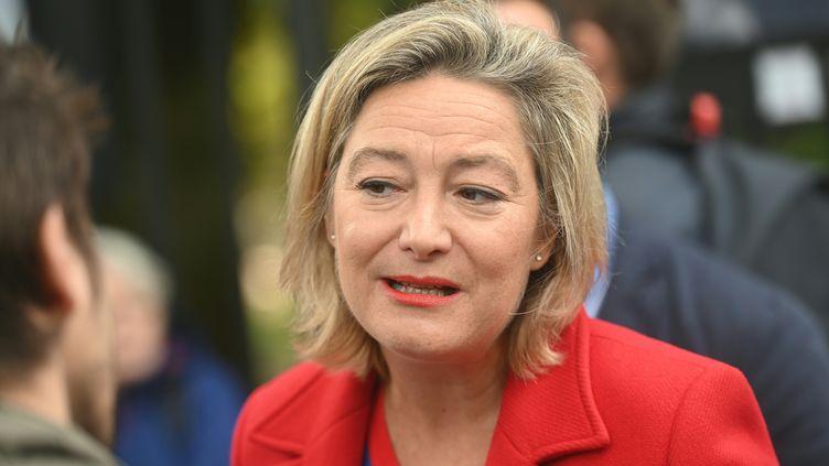 Ludovine de La Rochère le 6 octobre 2019 à Paris (LUCAS BARIOULET / AFP)
