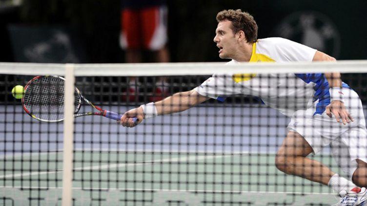 Paul-Henri Mathieu rencontre Rafael Nadal pour une place en quart