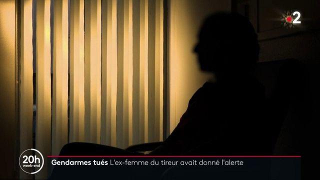 Gendarmes tués : l'ex-femme du tireur avait donné l'alerte sur sa dangerosité