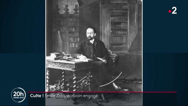 """Émile Zola : des mines à """"J'accuse"""", portrait d'un écrivain engagé"""
