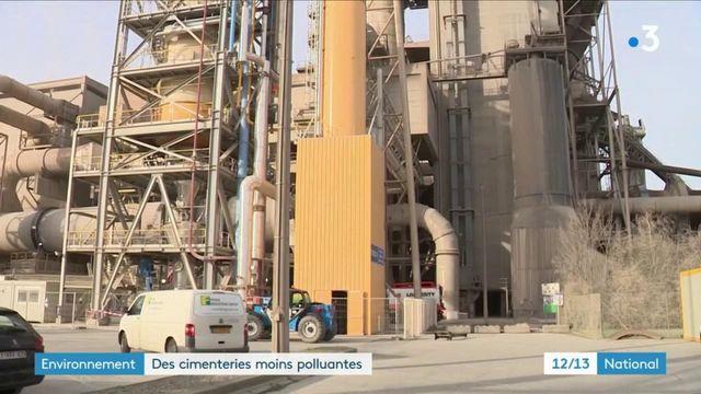 Environnement : les industries européennes cherchent à baisser leurs émissions de CO2