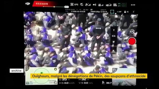 La Chine soupçonnée d'ethnocide sur les Ouïghours