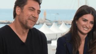 Javier Bardem et Pénelope Cruz (France 2)
