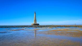 Le phare de Cordouan, le 19 janvier 2020 au Verdon-sur-Mer (Gironde). (J-B NADEAU / ONLY FRANCE / AFP)