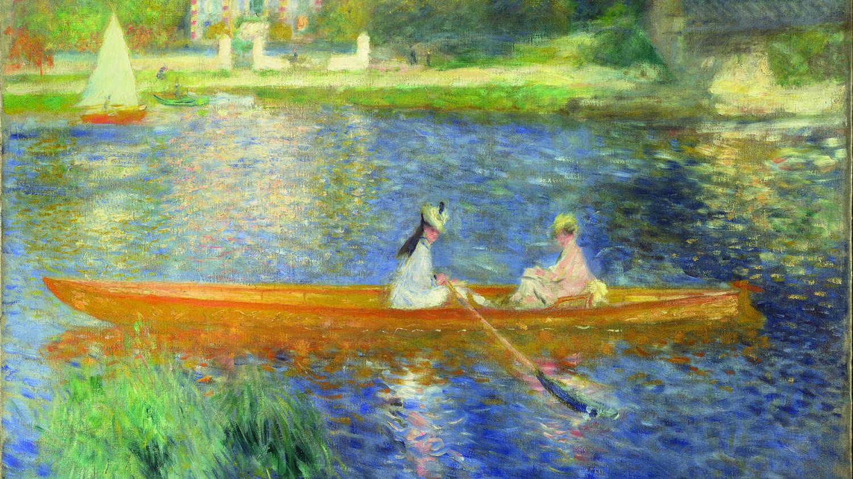 Impressionnisme La Love Story De L Eau