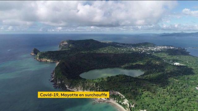 Mayotte de plus en plus touché par le coronavirus