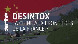 Désintox. China Daily plagie une vidéo d'une artiste suisse pour une campagne touristique (ARTE/LIBÉRATION/2P2L)