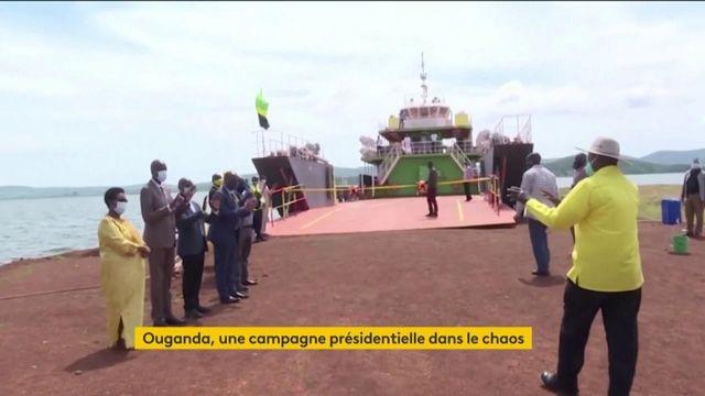 Ouganda : Une campagne présidentielle chaotique