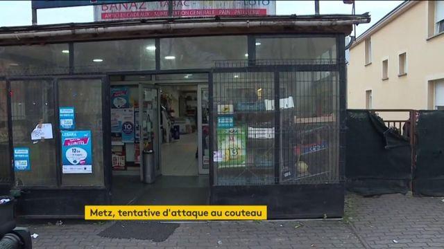 Attaque au couteau à Metz : coup de folie ou assaut terroriste ?