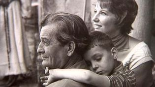 La famille Pagnol (photo exposée)  (DR)