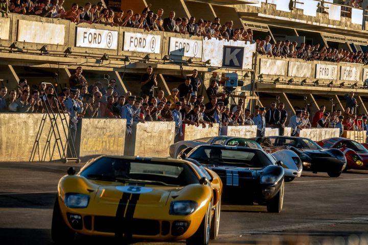 """""""Le Mans 66"""" de James Mangold. (Copyright 2019 Twentieth Century Fox)"""