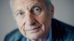 L'écrivain Jean Hatzfeld  (Jean-Baptiste Millot / Gallimard)