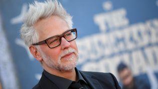 """Le réalisateur James Gunn lors de la première de """"The Suicide Squad"""". (ROBYN BECK / AFP)"""