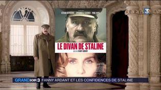 L'affiche du film Le Divan de Staline (FRANCE 3)